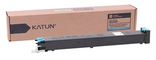 48790-Sharp MX-27GTCA Mavi Toner MX-2300-2700-3500-3501-4500-4501
