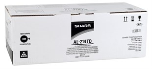 Sharp AL-214TD  Orjinal Toner-Developer AL2021-2031-2041-2051-2061(4K)